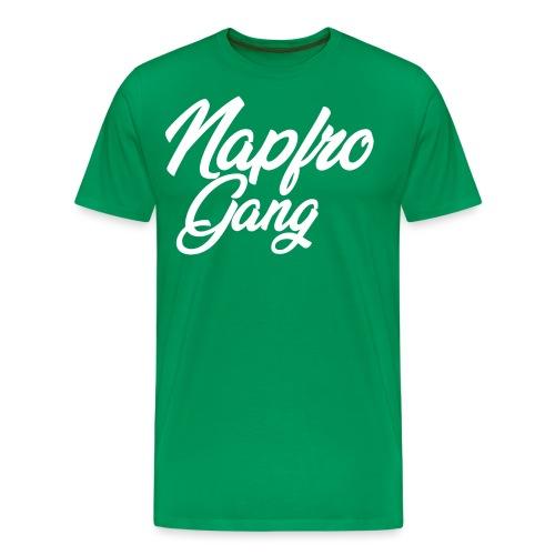 NAPFRO GANG (FANCY) - Men's Premium T-Shirt