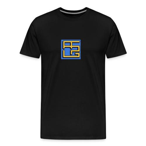 Andrews Brick Models Wearables and Accessories - Men's Premium T-Shirt