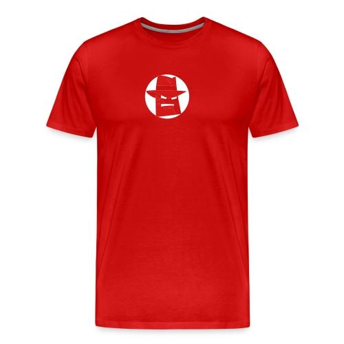 Robot Gangster Light - Men's Premium T-Shirt