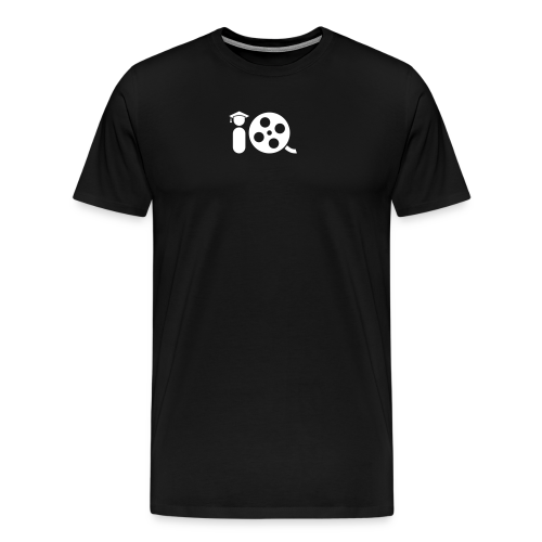 Filmmaker IQ Logo - Men's Premium T-Shirt