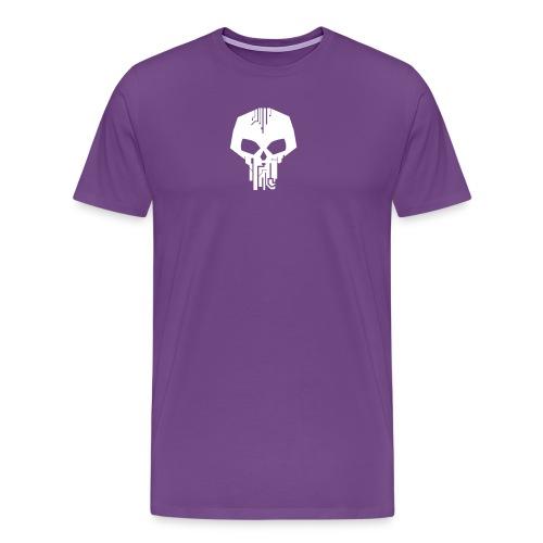 Black Logo Vector - Men's Premium T-Shirt