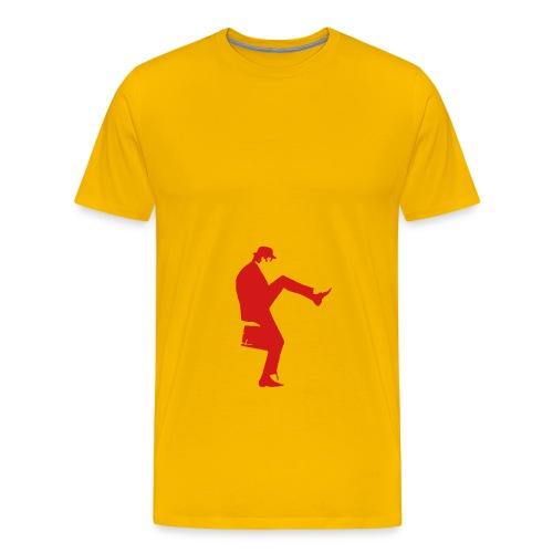 John Cleese Silly Walk - Men's Premium T-Shirt