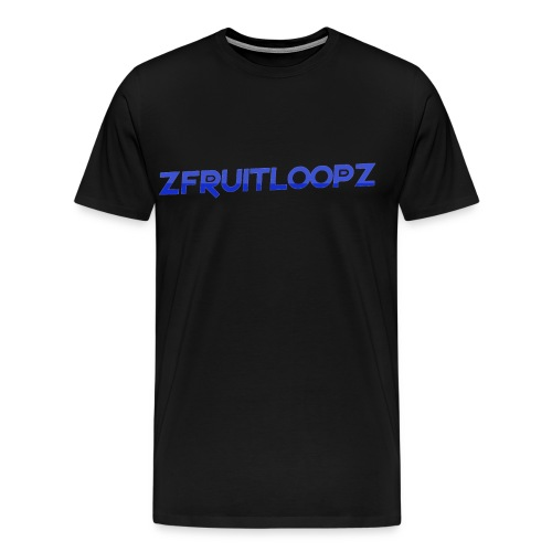 zFruitLoopz Orignal - Light Blue - Men - Men's Premium T-Shirt