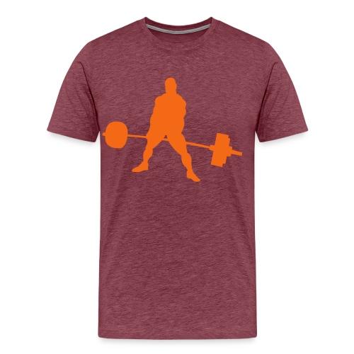 Powerlifting - Men's Premium T-Shirt