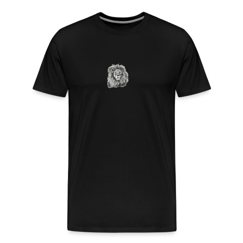 Be A Lion - Men's Premium T-Shirt