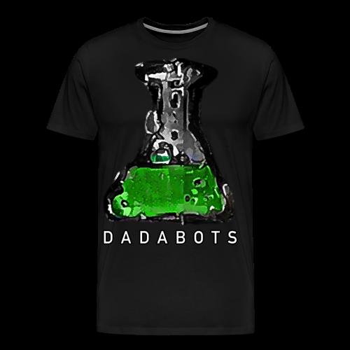 chemical beaker - Men's Premium T-Shirt