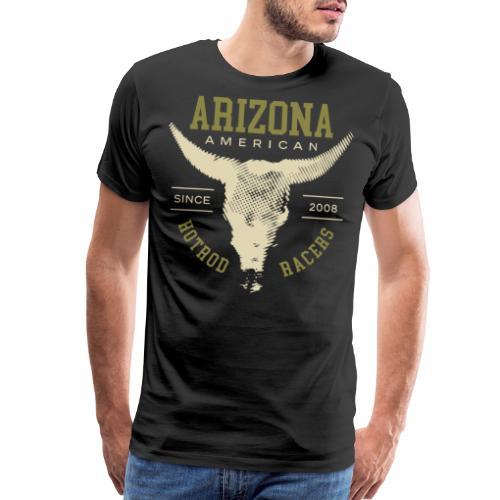 arizona hotrod racer - Men's Premium T-Shirt