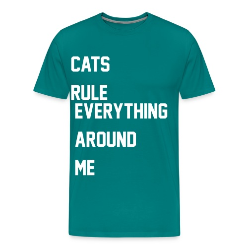 CREAM_EAM - Men's Premium T-Shirt