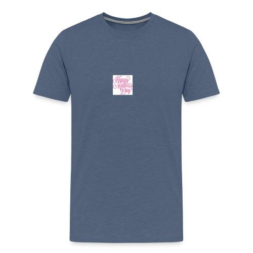 mothers day - Men's Premium T-Shirt