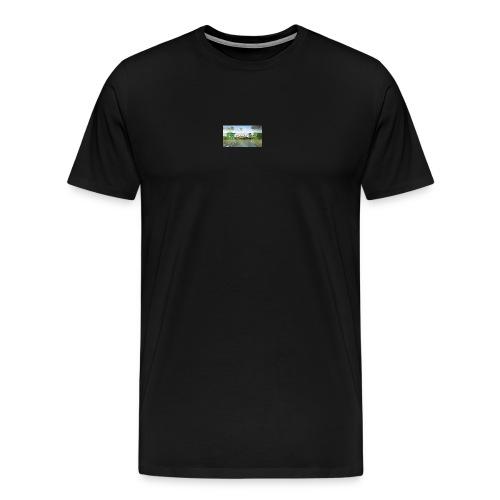 Cool Minecraft72 - Men's Premium T-Shirt