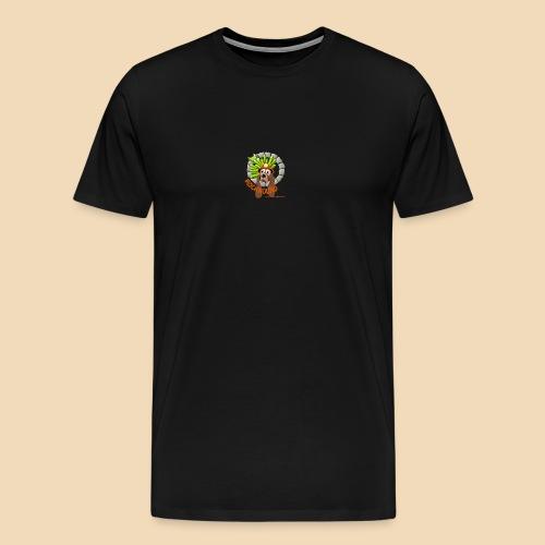 Rockhound reduce size4 - Men's Premium T-Shirt