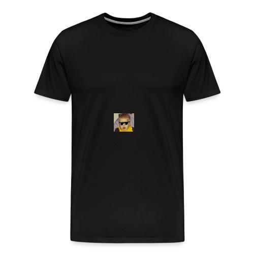 Cool-schnool - Men's Premium T-Shirt
