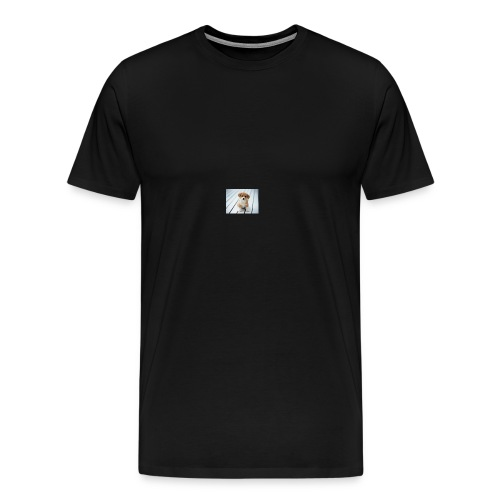 for my you tube channel - Men's Premium T-Shirt
