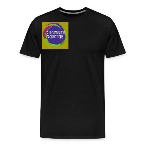 Basic Tee-Shirt. With basic logo - Men's Premium T-Shirt
