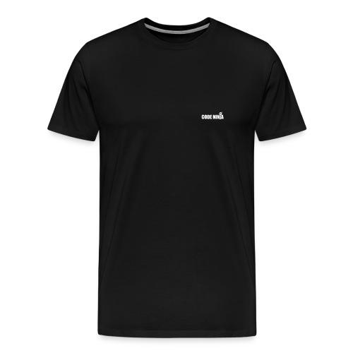 Programming Code Ninja - Men's Premium T-Shirt
