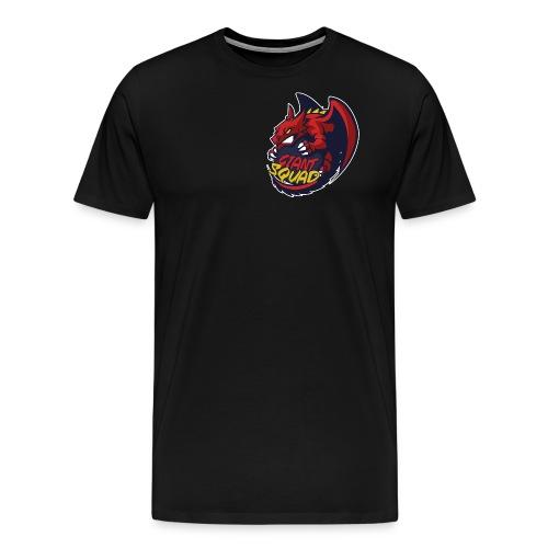 Giant SquaD Logo - Men's Premium T-Shirt