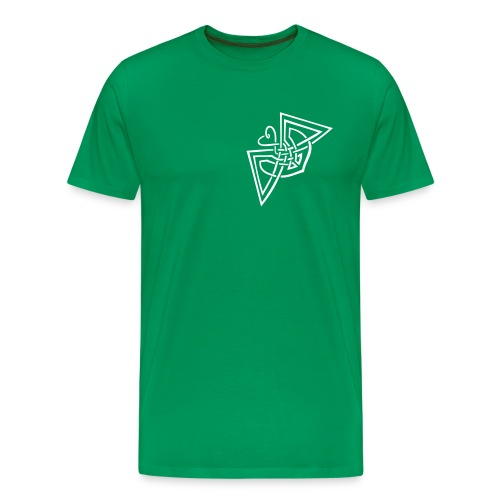Celtic Heart - Men's Premium T-Shirt