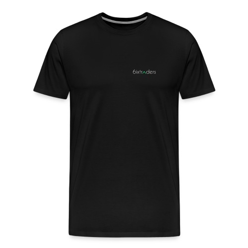 6ixtraders Tee - Men's Premium T-Shirt