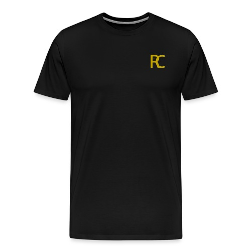 Black 'n Gold Era - Men's Premium T-Shirt