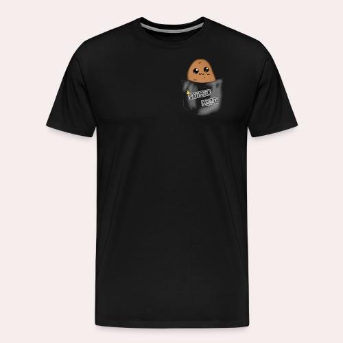 Pocket Potato - Men's Premium T-Shirt