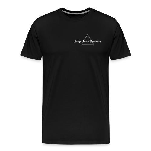 Colwyn Strider Productions White - Men's Premium T-Shirt
