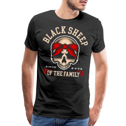 black sheep of the family - Men's Premium T-Shirt