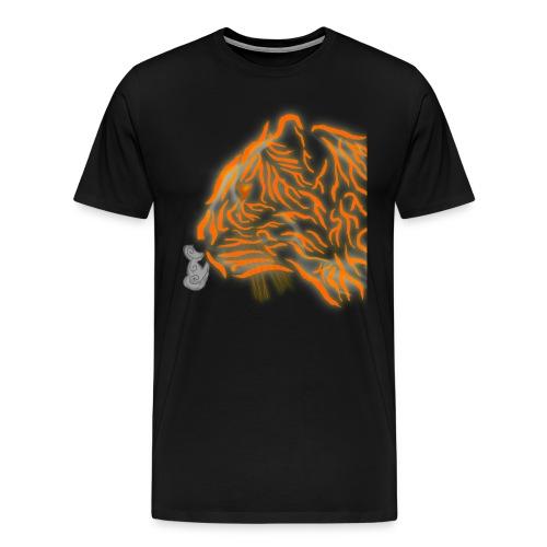 The Hunter - Men's Premium T-Shirt