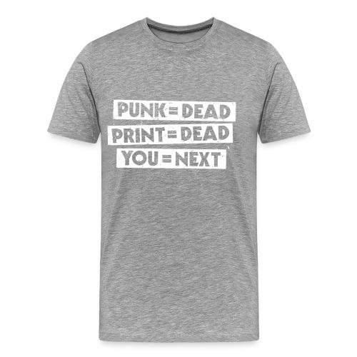 You = Next - Men's Premium T-Shirt