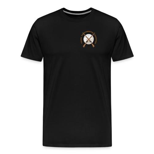 Transcontinental Logo - Men's Premium T-Shirt