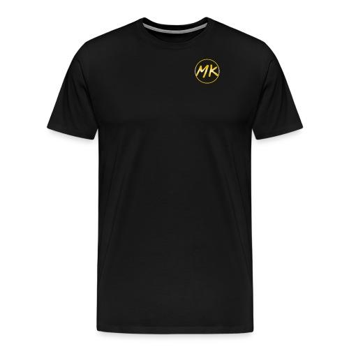 24MK OG (Black Tee-Shirt) - Men's Premium T-Shirt