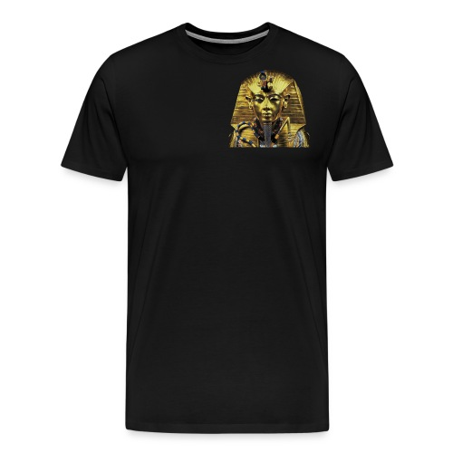 Tutankhamun Pharaoh of Egypt Products and T-shirts - Men's Premium T-Shirt