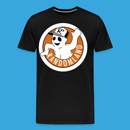 Spoopie The Ghost - Men's Premium T-Shirt