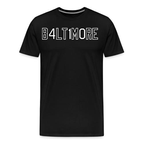 B4LT1M0RE - Men's Premium T-Shirt