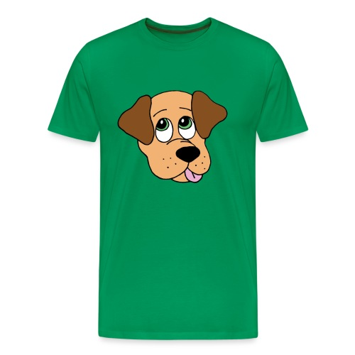 Puppy Love - Men's Premium T-Shirt