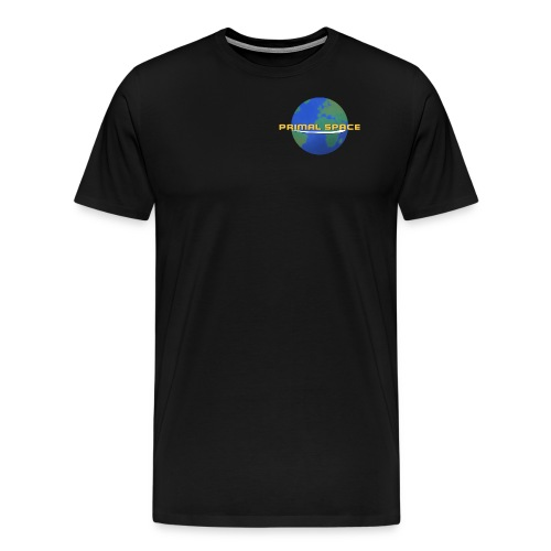 Primal Space Logo - Men's Premium T-Shirt