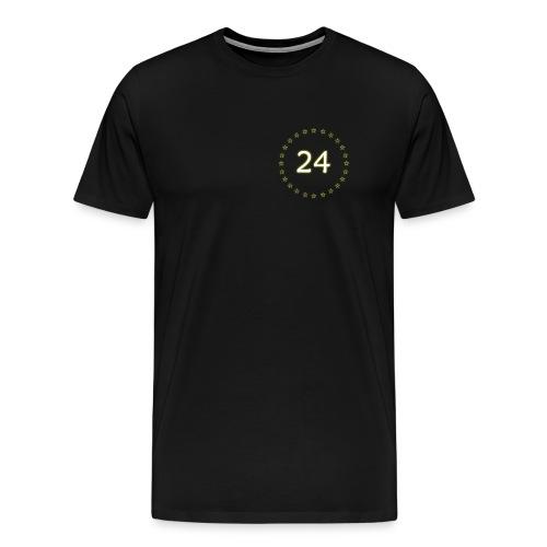 24 stars - Men's Premium T-Shirt