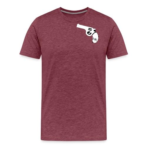 Gun - Men's Premium T-Shirt
