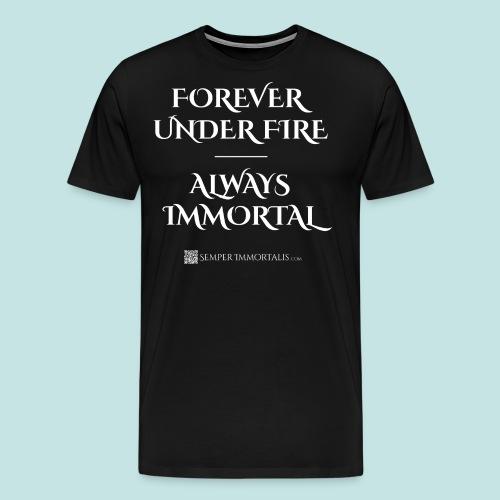Always Immortal (white) - Men's Premium T-Shirt