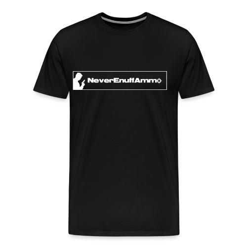 NEA Logo - Men's Premium T-Shirt