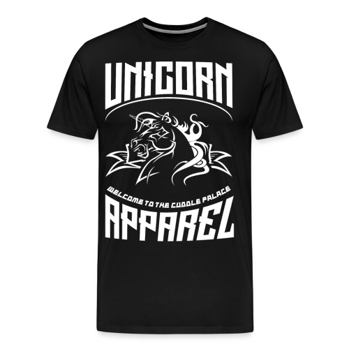 Unicorn Tee png - Men's Premium T-Shirt