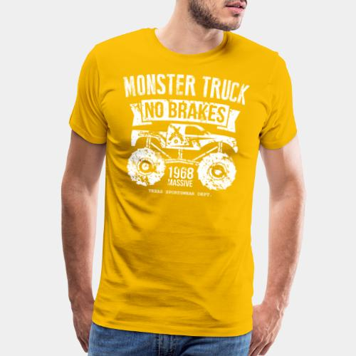 monstertruck monster truck offroad off road - Men's Premium T-Shirt