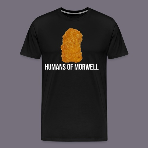 Nuggets of Morwell - Men's Premium T-Shirt