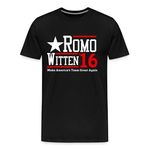 Make America's Team Great Again - Men's Premium T-Shirt
