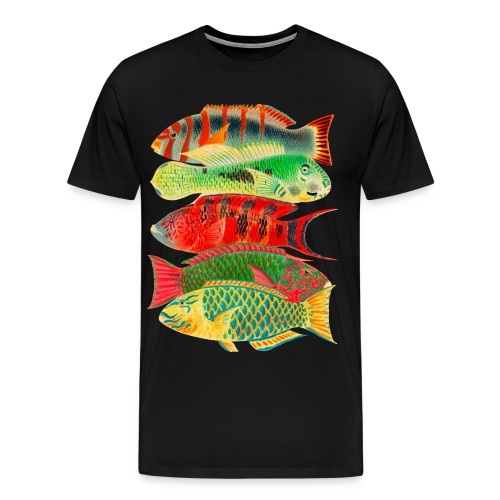 goldfishes - Men's Premium T-Shirt