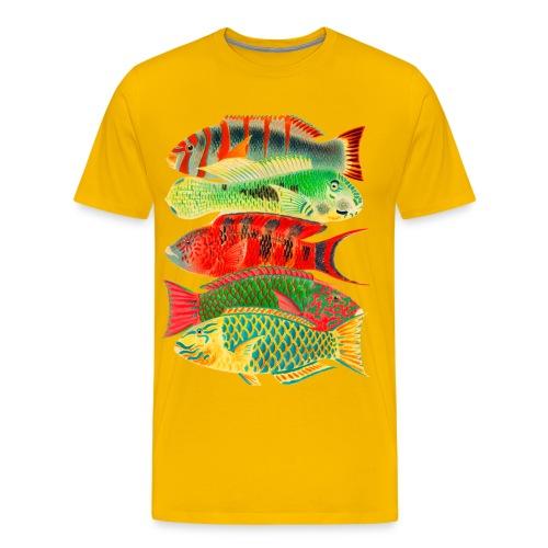 goldfishes - Men's Premium T-Shirt