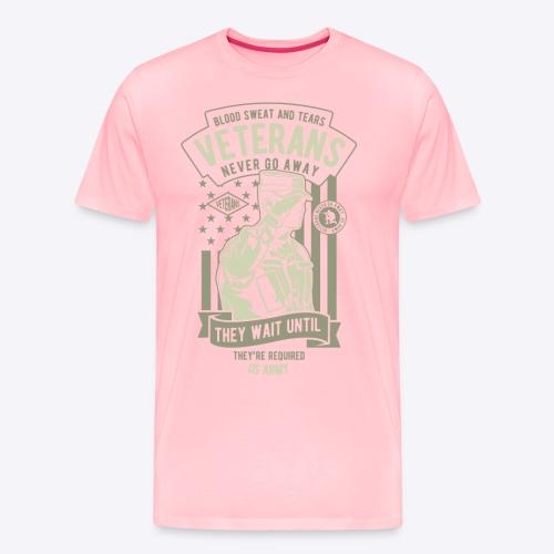 US Army Veterans - Men's Premium T-Shirt
