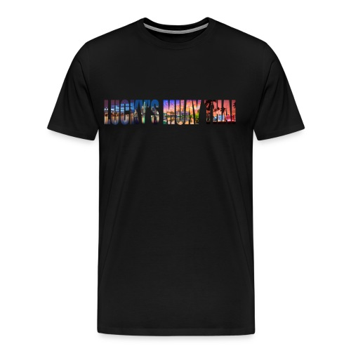 Here to There T-shirt - Men's Premium T-Shirt