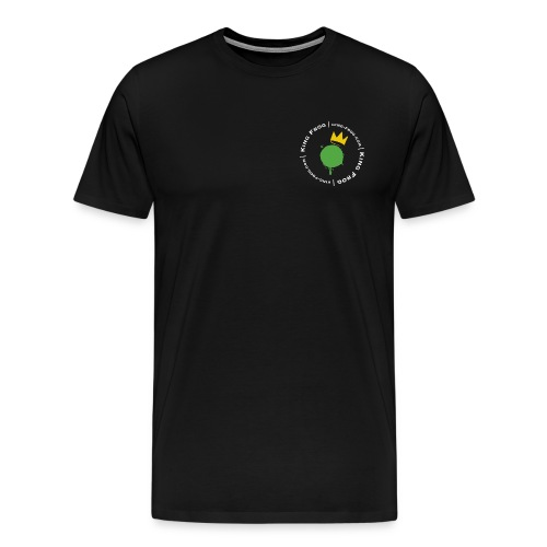King Frog | King-Frog.com white - Men's Premium T-Shirt