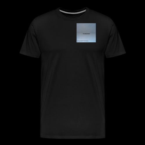 PosterMaker 1524288907561 - Men's Premium T-Shirt