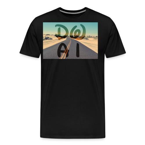 dwaisan copy jpg - Men's Premium T-Shirt